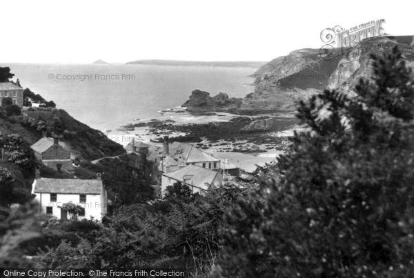 Photo of St Agnes, Bay c.1955