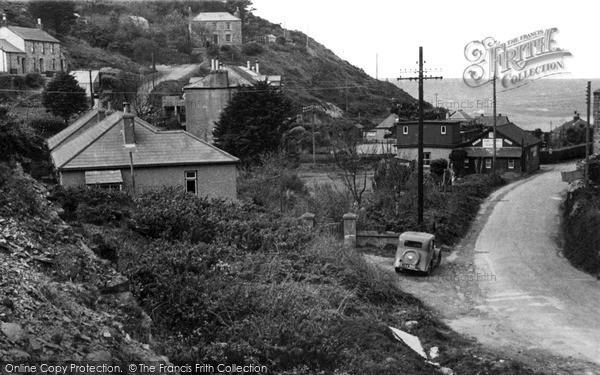 Photo of St Agnes, Beach Road c.1955
