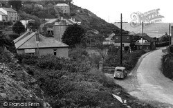 St Agnes, Beach Road c.1955