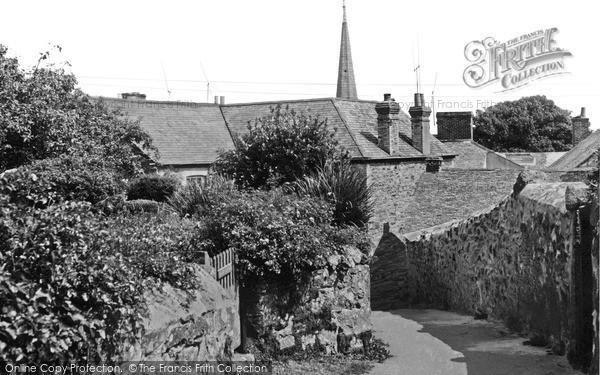 Photo of St Agnes, c.1960