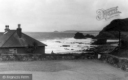 St Agnes, Coast c.1955