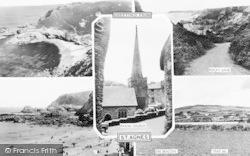 St Agnes, Composite c.1960