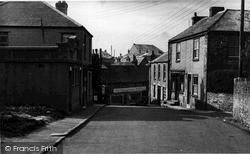 St Agnes, Main Street c.1955