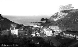 St Agnes, Quay Valley c.1955