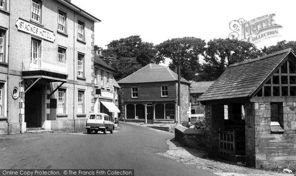 Photo of St Agnes, The St Agnes Hotel c.1960
