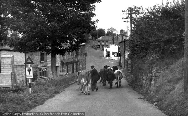 Photo of St Agnes, Town Hill c.1955