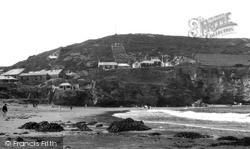 St Agnes, Trevaunance Cove c.1955
