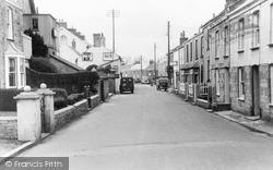 St Agnes, Village c.1955