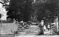 St Albans, Beaumont Avenue c.1913