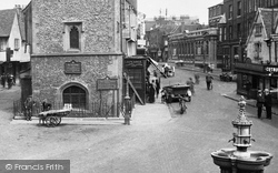 St Albans, Drinking Fountain 1921