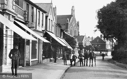 St Albans, Hatfield Road c.1913