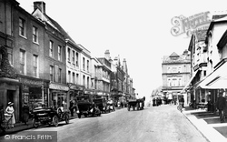 St Albans, High Street 1921
