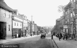St Albans, Holywell Hill 1921