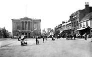 St Albans, Market Place 1921