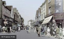 St Albans, Market Place c.1950