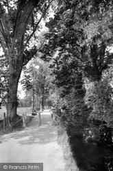 St Albans, River Ver 1921
