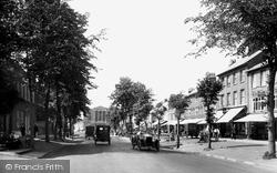 St Albans, St Peter's Street 1921