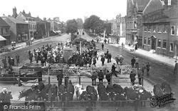 St Albans, The Cattle Market c.1910