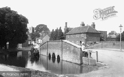 St Albans, The Water Splash, St Michael's Village c.1920