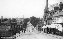 St Albans, Victoria Street c.1910