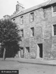 3 South Street 1953, St Andrews