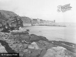 Castle 1953, St Andrews