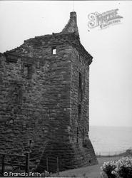 Castle 1956, St Andrews