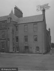 North Street 1956, St Andrews