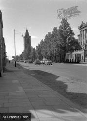 North Street 1962, St Andrews