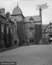 St Mary's College c.1950, St Andrews