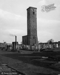 St Rule's Tower c.1950, St Andrews