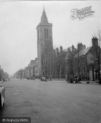 St Salvator's College c.1950, St Andrews