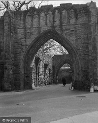 The Pends c.1950, St Andrews