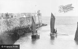 The Pier c.1900, St Andrews