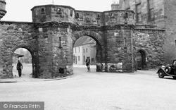 West Port c.1955, St Andrews