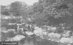 St Anne's, Ashton Gardens, The Stepping Stones 1916