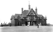 St Anne's, Pier Entrance 1901
