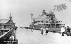 St Anne's, Pier Pavilion 1906, St Annes
