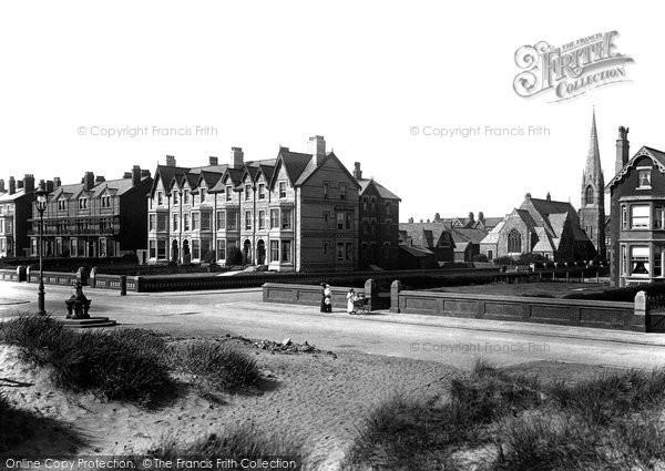 Photo of St Anne's, South Promenade 1906
