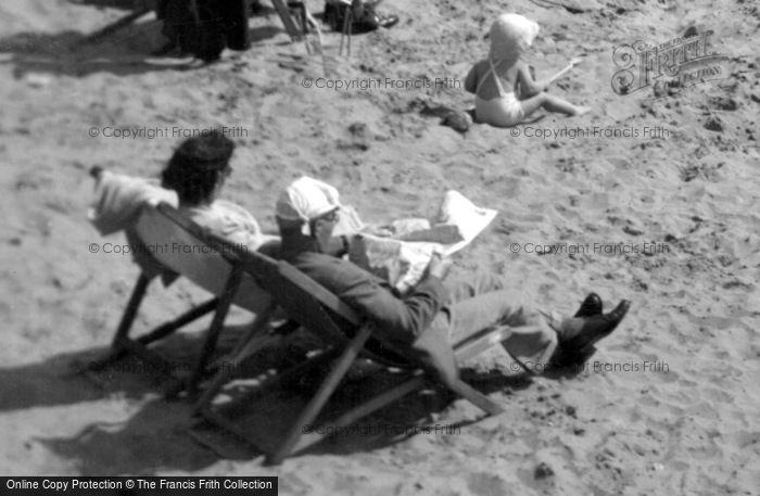 St Anne's, The Beach c.1955