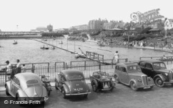 St Anne's, The Boating Pool c.1960, St Annes