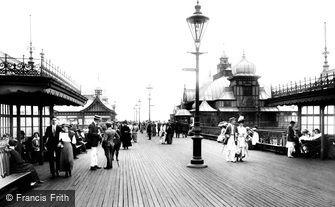 St Anne's, the Pier 1913