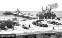 St Anne's, The Pier c.1955, St Annes