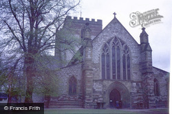 Cathedral c.1980, St Asaph