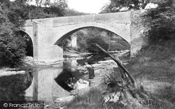 Cefn Bridge 1890, St Asaph