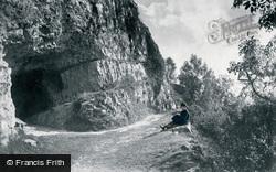 Cefn Caves c.1875, St Asaph
