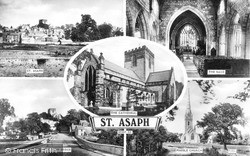 Composite c.1955, St Asaph