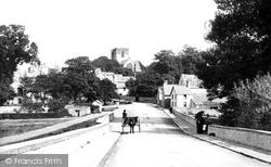 Elwy Bridge 1890, St Asaph