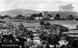 From The East c.1935, St Asaph
