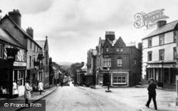 High Street c.1935, St Asaph